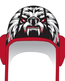Bear cap front
