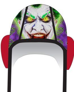 Joker cap front